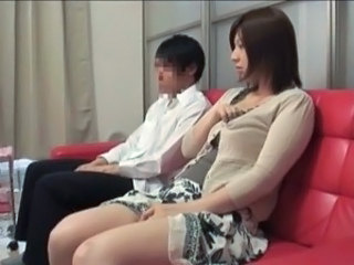 Japanese MILF Skirt Son Japanese Milf Milf Asian