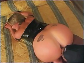 Ass Latex Tatovering Hardcore Voksen Eldre Ass