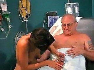 Doctor Blowjob Handjob Old And Young Uncle