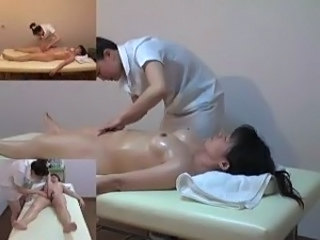 HiddenCam Voyeur Asian Japanese Massage Japanese Milf Massage Asian