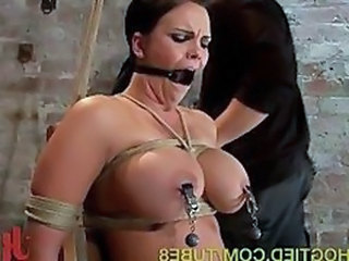 Bdsm Pain Bondage Tied Bdsm Bbw Babe
