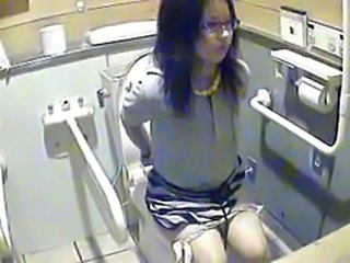 Toilet Voyeur HiddenCam Asian Teen Hidden Teen Hidden Toilet