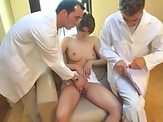 Doctor  Threesome Big Tits Big Tits Doctor Big Tits Hardcore