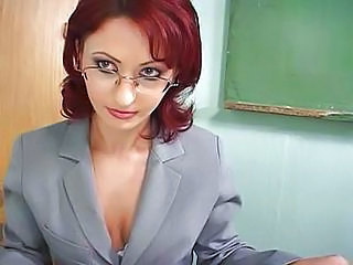 Teacher Gets Her Students Jizz