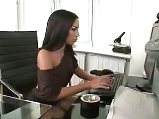 Secretary  Office Milf Office Office Milf