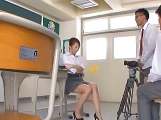 Skirt Teacher Asian Chinese Japanese Milf Japanese Teacher