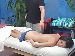 Massage Brunette Cute Babe Ass Cute Ass Cute Brunette