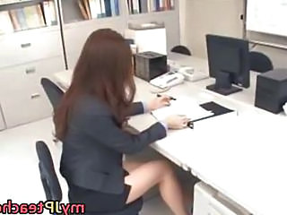 Gorgeous Teacher An Mashiro Fucks On Her Part1