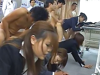 Groupsex Hardcore Japanese Asian Teen Doggy Teen Group Teen