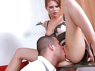 Licking Amazing Cute Milf Office Office Milf