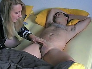 Video from: beeg | Amateur wife gives head to her husband