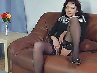 Masturbating Mature Stockings Masturbating Mature Mature Masturbating Mature Stockings