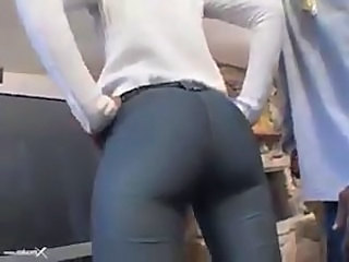 Jeans Ass Amazing Cheerleader Jeans Ass Clothed Fuck Italian Sex