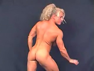 Muscled Erotic Solo British Milf Milf British