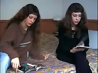 Russian Twins In Action!!!