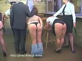 Videos from: xhamster | Three Girls are Punished and Caned