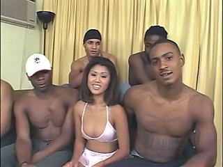 Interracial  Asian Gangbang Asian Milf Asian