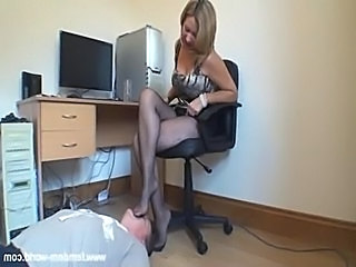 Pantyhose Feet Fetish Foot Mistress Pantyhose