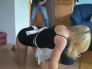 Maid German Blonde German Milf Milf Stockings Stockings