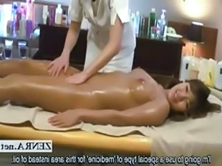 Subtitled tan BBW Japanese first nude lesbian massage