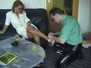 German Legs Vintage European German German Milf