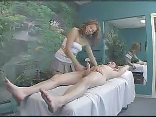 Massage  Handjob Massage Milf Milf Ass