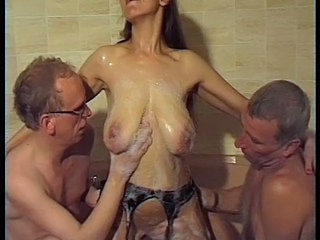 Saggytits German Mature Bathroom Tits German Mature Mature Stockings