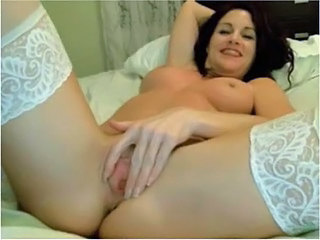 Clit Pussy Shaved Cute Brunette Cute Masturbating Cute Teen