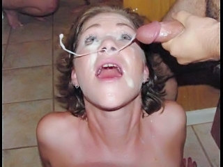 Facial Mature Amateur