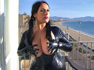 Latex Big Tits Fetish Big Tits Milf Dress Milf Big Tits