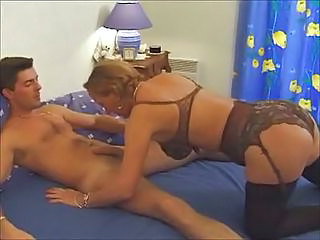 Stockings Mom French Big Tits Mature Big Tits Mom Big Tits Stockings