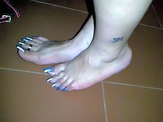 Feet Amateur