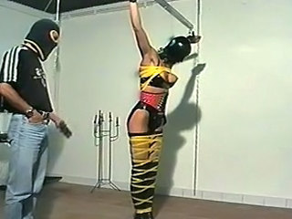 Bdsm Latex Bondage