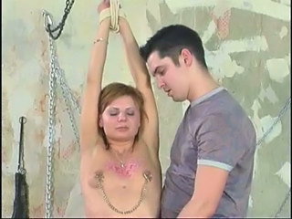 Pain Bdsm Bondage Slave Teen