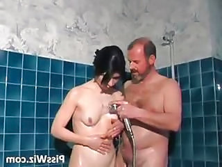Showers Daddy Small Tits Amateur Amateur Teen Bathroom