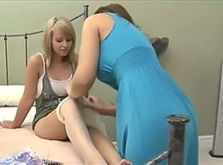 Mature Woman Seduces Young Girl...F70 _: lesbians matures milfs old+young teens