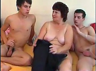 Granny Eats Two Boys