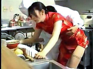 Kitchen Asian Japanese Japanese Milf Milf Asian Milf Stockings