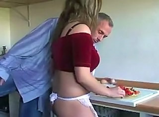 German Kitchen MILF German Amateur German Milf