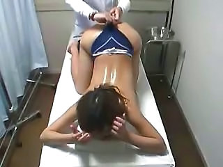 Massage Oiled Teen Massage Oiled Massage Teen Oiled Ass