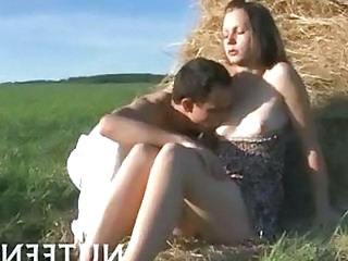 Farm Outdoor Cute Cute Teen Farm Outdoor