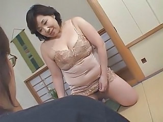 Videos from: xhamster | Older Japanese Mommy Want Cumm!!