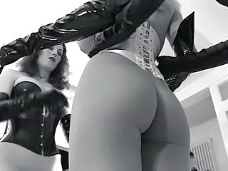 Latex Ass Corset Corset Milf Ass