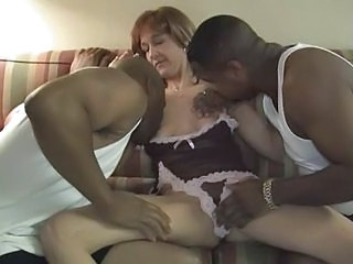 Sexy Redhead Wife Loves That Big Black Cock #2.eln