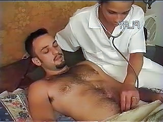 nurse bruna shemale trans full sex!
