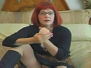 Redhead Glasses MILF Hairy Milf Milf Ass Milf Hairy