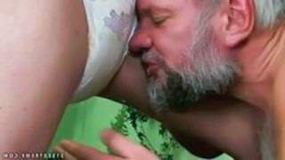 Fetish Teen Grandpa