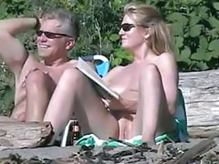 Beach Nudist Voyeur Nudist Beach Outdoor Outdoor Amateur