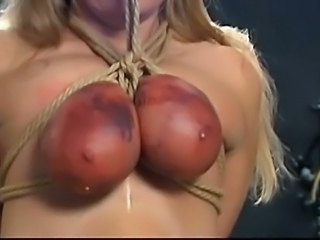 Videos from: xhamster | A little breast bondage