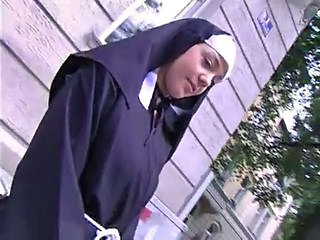 Nun Uniform Outdoor Outdoor Outdoor Teen Teen Outdoor